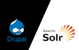 Apache Solr Configuration with Drupal