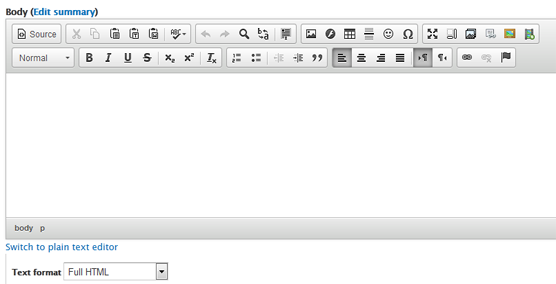 How To Create a Media Library using ckeditor, wysiwyg and