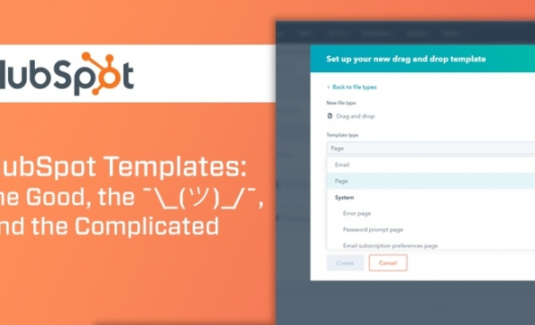 How to create a hubspot cms template out of html/ css or psd.